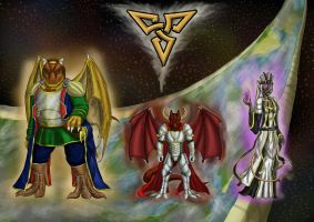 The Highlords of Andromeda by Spacer176