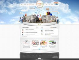 Sinpas Deposite web design by Safakkaratas