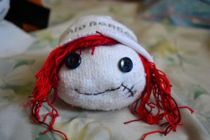 Sock puppet head thingy by gavanah