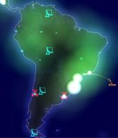 Radioactive South America by ChapterAquila92