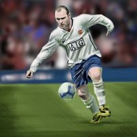 Rooney by mchaoo