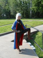 FemVergil as Captain Morgan by Sakari-san