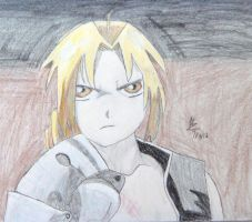 Edward Elric (Final!) by TDIfan241