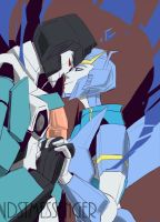 Request: Thundercracker and Sapphirius by IDSTMessenger