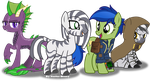 Fallout equestria homelands by Vector-Brony