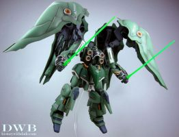 HGUC Kshatriya by Bang-Doll-SSI