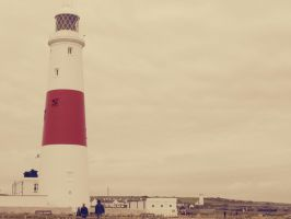 the lighthouse. by laurengee
