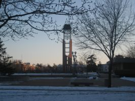 Winter at UIUC 2 by kitchan333
