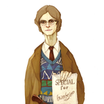Dr. Spencer Reid by E-a-s-y