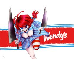 Wendy is mad by temmisen