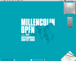 Millencolin Open by MadCaddy