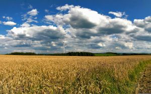Erzgebirge HDR Panorama by drdrevil