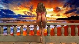 Nice View by 007Fanatic
