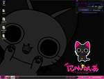 July 17th 2013 Nyanpire desktop. by BerserkPPNK
