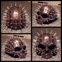 SKULL OF NAILS by STEPHENSTON3