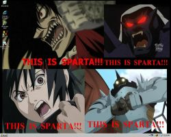 THIS IS SPARTA by ShinjitsuShomei