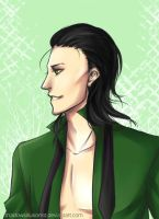 Loki by ShadowsIllusionist
