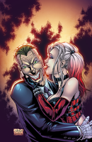 Joker and Harley by AlonsoEspinoza