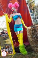 SDCC09 - Rockso's Dancer 03 by illiara