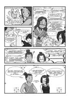 ATLA Comic Tickle Toe Toph Pg5 by lordlim