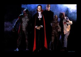 Orlando and The Monster Squad by TheRealImp