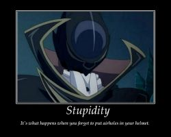 Stupidity :3 by grimnexas