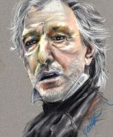 Alan Rickman, The Judge by Kentcharm