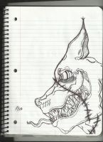 RAGE werewolf thing by Dysfunctional-H0rr0r