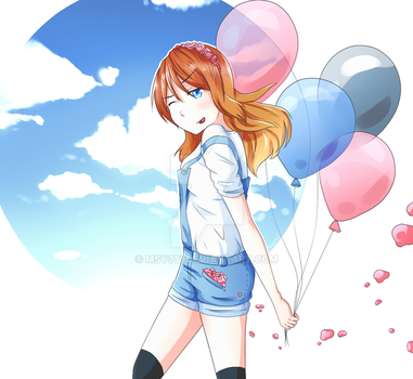Balloons by MsY3ti