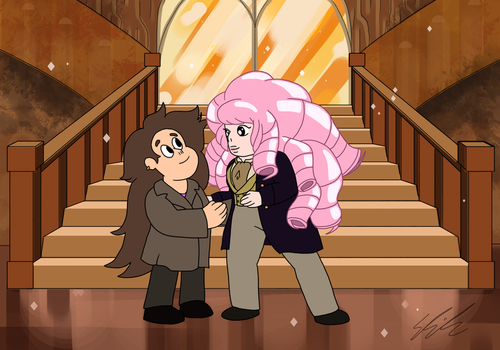Doctor Rose and Greg by Qemma