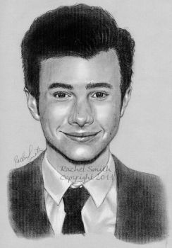 Chris Colfer by withering-black-rose