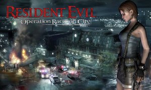 Resident Evil Operation Raccoon City: Wallpaper by DanCharles