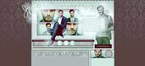 Jamie Dornan by Nicol1071
