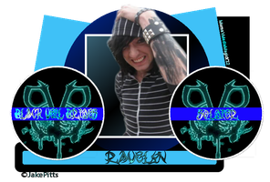Jake BVB Soldier Signature by MornaStar