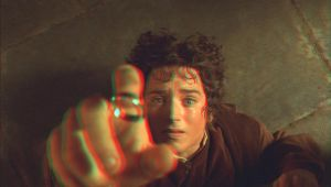 Frodo 3-D by MVRamsey