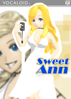 MMD Sweet Ann Boxart by FrenchiestToast