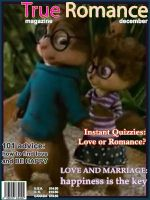 Simon and Jeanette Magazine by Devastator1775