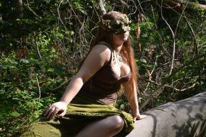 Forest Faun model 4 by TheSterlingDragon
