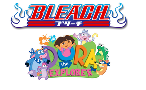 Bleach/Dora the Explorer Story by itachirapist
