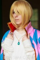 Howl Pendragon by thatbloodypirate