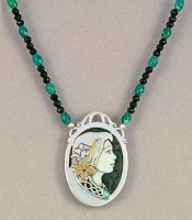 Elaine, Lily Maid by KellyMorgenJewelry