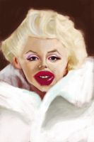 Marilyn by keizler