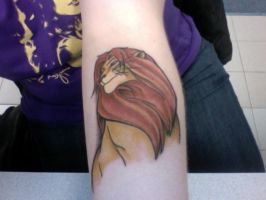 My new Tattoo by Phillips47