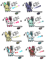 Portable Mouse Speaker Adoptables [CLOSED] by HelloColdWorldAdopts