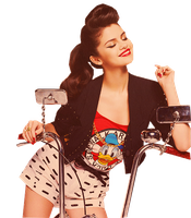 SELENA GOMEZ PNG by Aguslove15