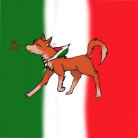 Wolf-italia by Shinkou-san