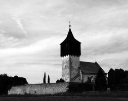church in Kozojedy by lybar