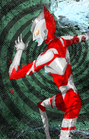 ULTRAMAN by UltimateOshima