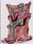 Freddy Krueger by hewhowalksdeath