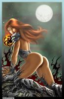 Witchblade 2 by wgpencil
